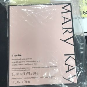Mary Kay Timewise Microdermabrasion plus see